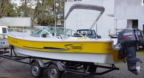 trakker 625 open full con yamaha 90hp 4 tiempos - renosto