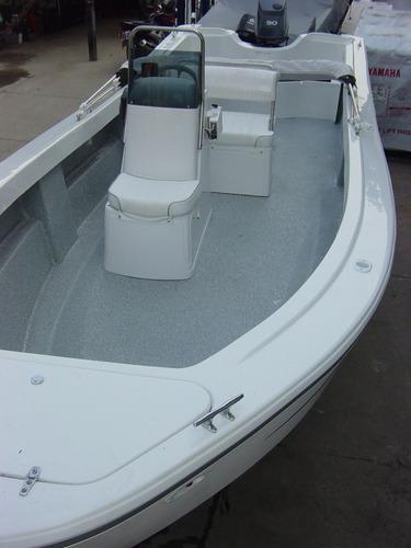 trakker 625 pescador con yamaha 90hp 4t efi full - renosto