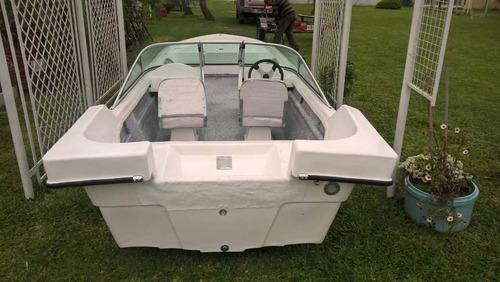 trakker condor 520 open $175000 sin trailer