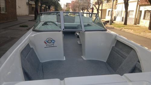 trakker condor 520 open u$s 2820 sin trailer