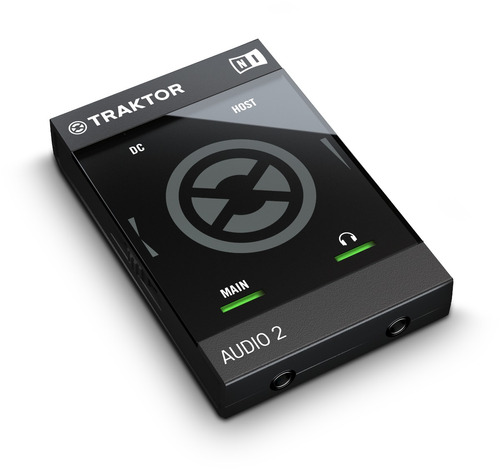 traktor audio 2mk2 para djs de native instruments audiotecna