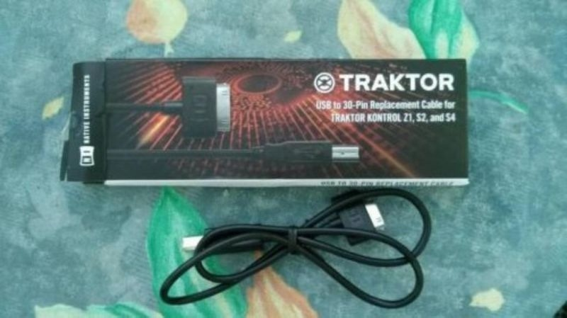 traktor cable usb a 30 pin conectar al ipad iphone s2 s4 z1. Cargando zoom. 8da80e6ea87