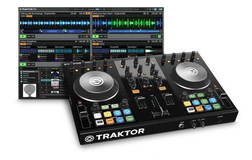 traktor kontrol s2 mk2 native instruments controlador dj