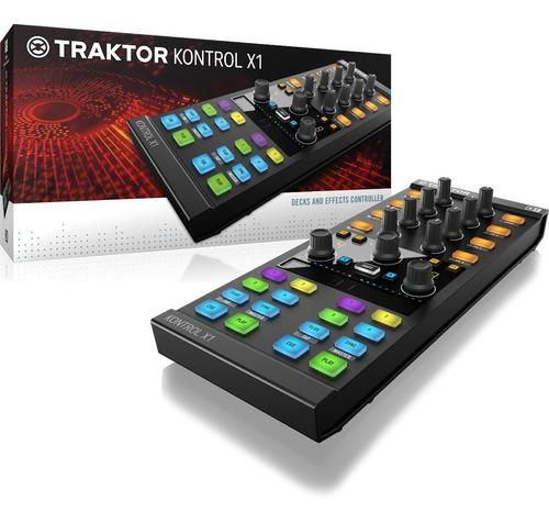 traktor kontrol x1 mk2 +nf+garantia 01 ano+envio imediato