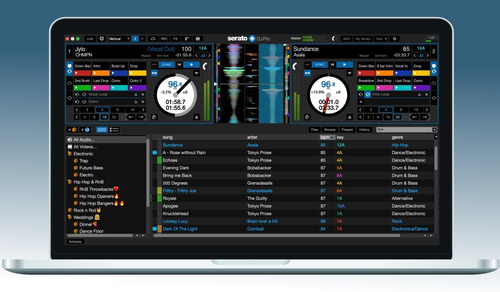 traktor pro 3, virtual dj 8, cross 3, serato, windows y mac