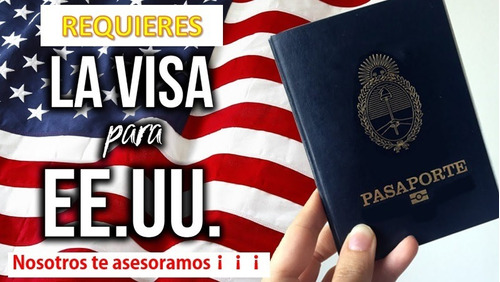 tramite visa americana