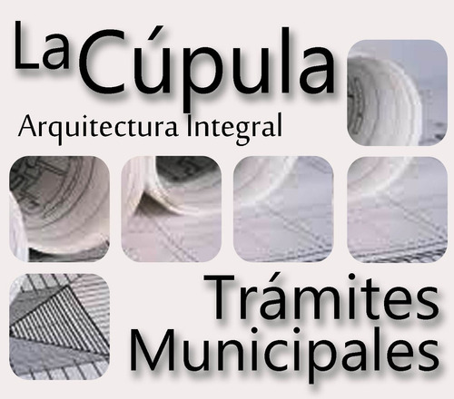 tramites municipales, planos municipales, proyecto,  ley 257