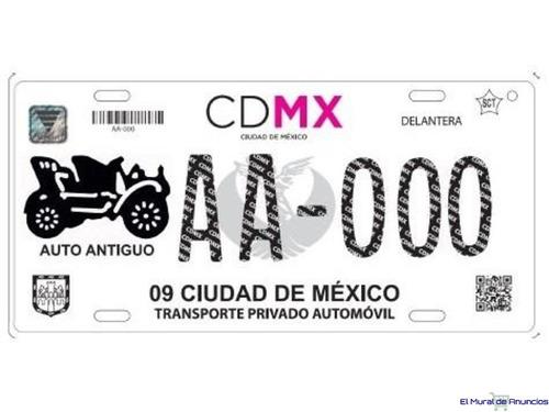 tramites vehiculares, edo de méxico, cdmx, queretaro,morelos