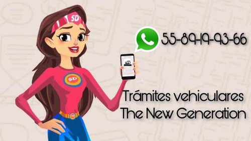trámites vehiculares the new generation