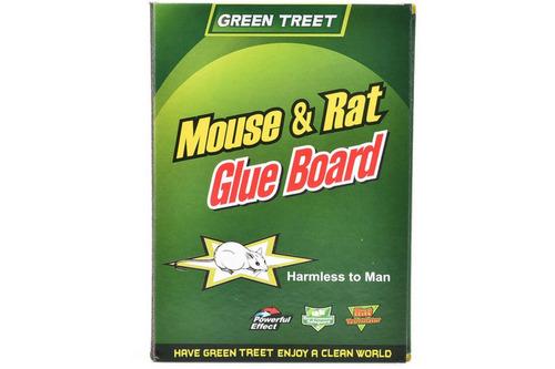 trampa adhesiva pegamento para ratas y ratones