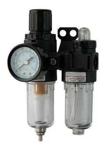 trampa de agua y aceite con regulador para compresor cod ta1