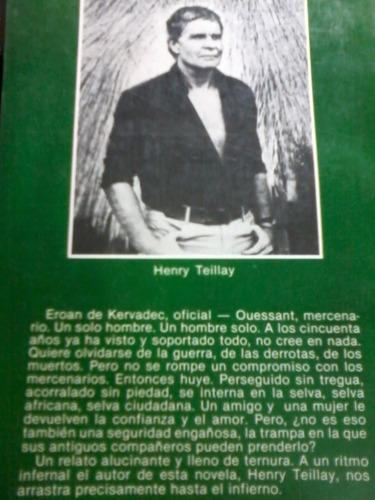 trampa  - h. teillay - atlántida - 1982 - excelente estado
