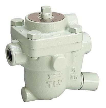 trampa para aire comprimido marca tlv modelo ja3-8 de 1/2