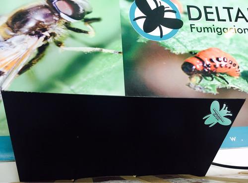 trampa para moscas. atrapa insectos voladores. trampa de luz
