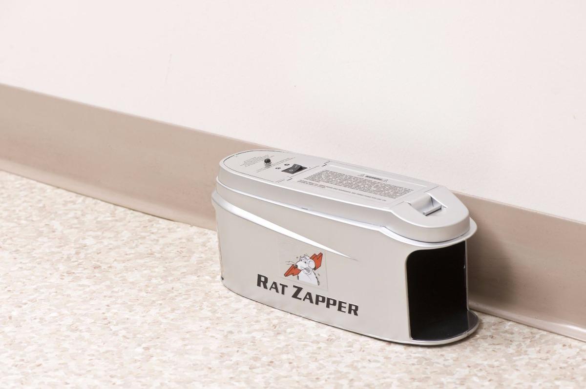 Trampa para ratas electrica americana importada s 249 - Trampas para ratones y ratas ...