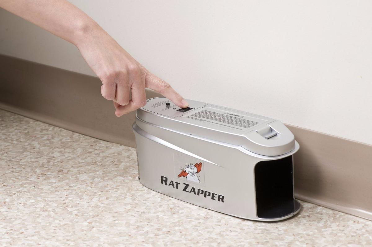 Trampa para ratas electrica americana importada s 249 - Trampas para ratas grandes ...