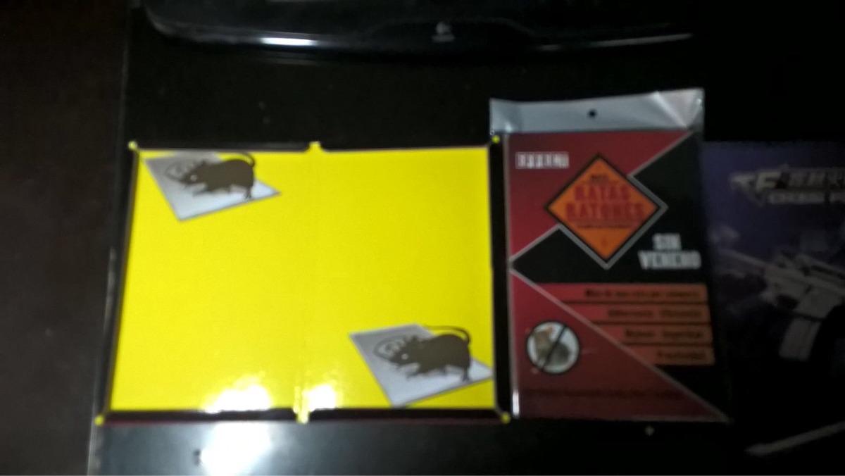 Trampa para ratas y ratones sin veneno 100 00 en for Trampas para ratones sin matarlos