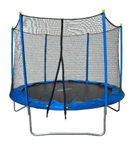 trampolin cama elastica de 1,8 mtrs con net de seguridad