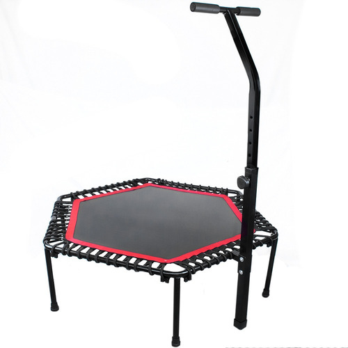 trampolin fitness centurfit ejercicio hexagonal 50 plgs mini