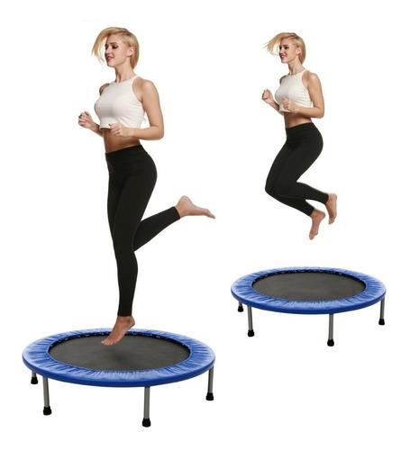 trampolín fitness funcional y diversión