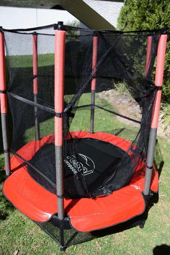 trampolin juguete brincolin