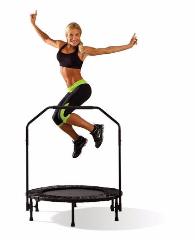trampolin para cardio fitness ejercicio  envio gratis 110kg