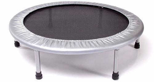 trampolin plegable ejercicio 91 cm *envio gratis