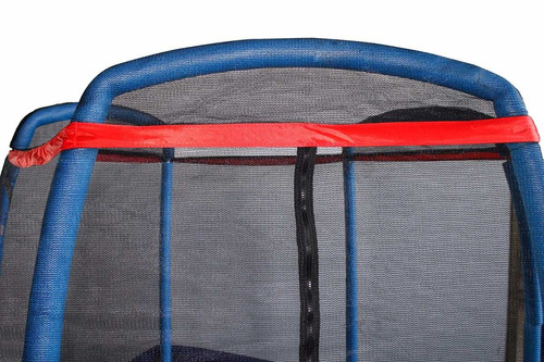 trampolín saltarin cama elástica 2.15 mts azul epachamo