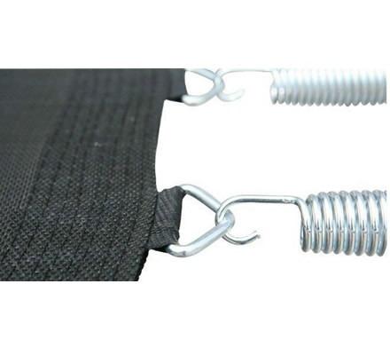 trampolin saltarin cama elastica 2.4 mts multicolor