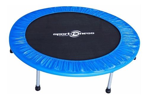 trampolin saltarín sportfitness ejercicio aerobico gimnasio