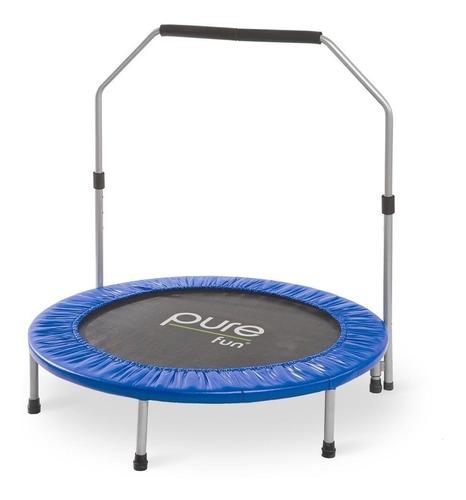 trampolín saltarina cama elástica ejercicios + pasa manos