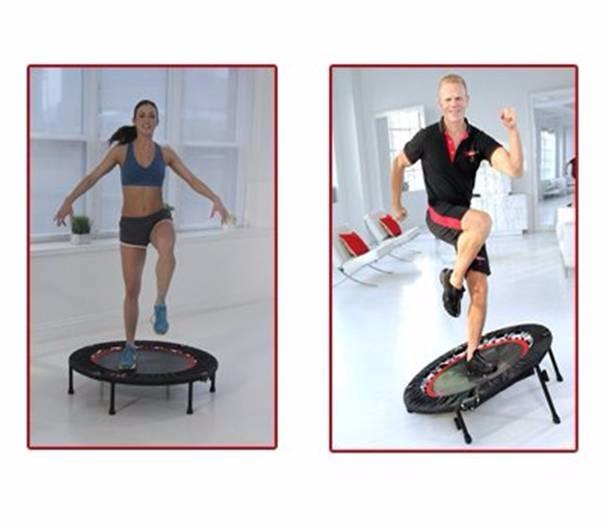 urban rebounder trampolin
