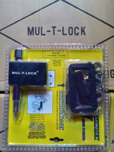 tranca palancas invisible marca multlock y para capot 13cm