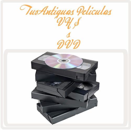 tranfer digital videocasetes beta v8 vhs vhs-c hi8 a dvd