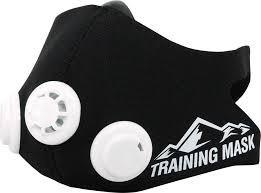 traning mask, mascara de entrenamiento