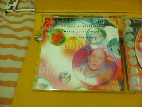transamérica - sbrubbles - by dj kezinho - cd excelente