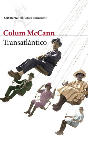transatlántico(libro novela y narrativa extranjera)