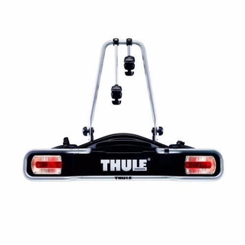 transbike 2 bicicleta engate euroride 941 thule c/ placa luz