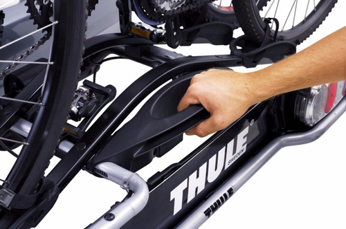 transbike suporte 2 bicicletas engate thule 941 + 3 chaves