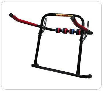 transbike - suporte para até 2 bikes traseiro