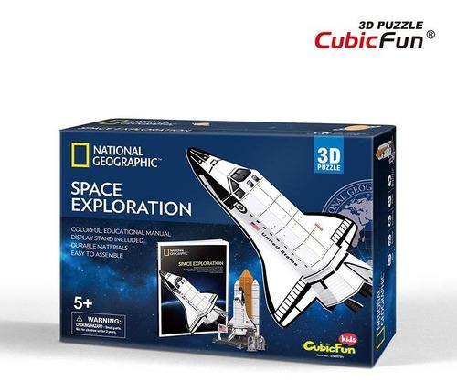 transbordador espacial natgeo