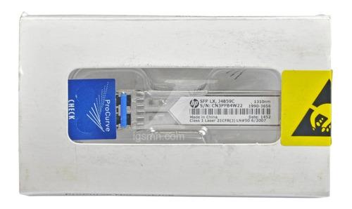 transceiver hp procurve 1g x121 1g lc lx mini gbic j4859c
