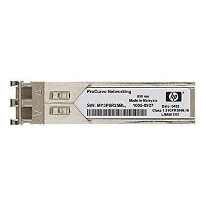 transceiver hp x121 1g sfp lc lx