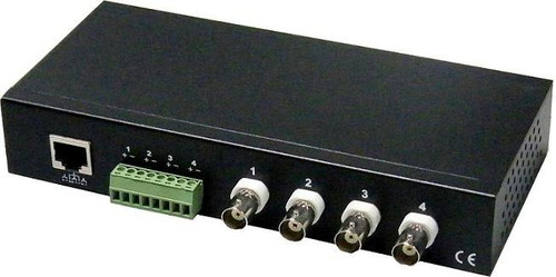 transceptor pasivo de 4 canales de video alcance hasta 400m