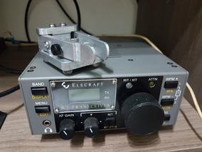 Transceptor Qrp Elecraft K1 + Kit Acoplador