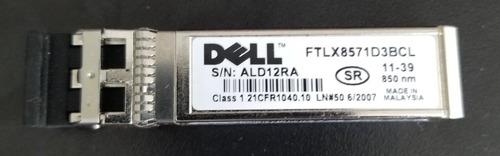transciever dell ftlx8571d3bcl compatible 10gb sfp