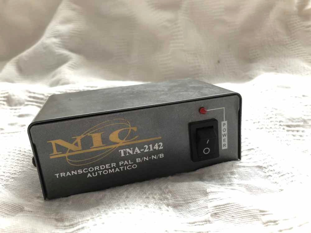 transcodificador de video