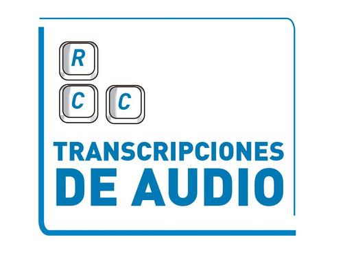 transcripción de audio - desgrabados - desgrabaciones