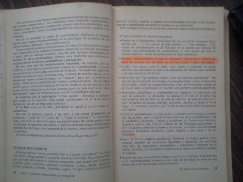 transcripciones, investigaciones, análisis de trabajos