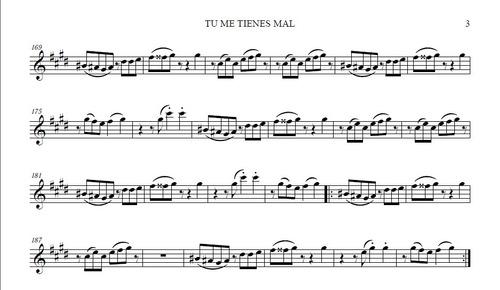 transcripciones musicales de todo instrumento por encargo